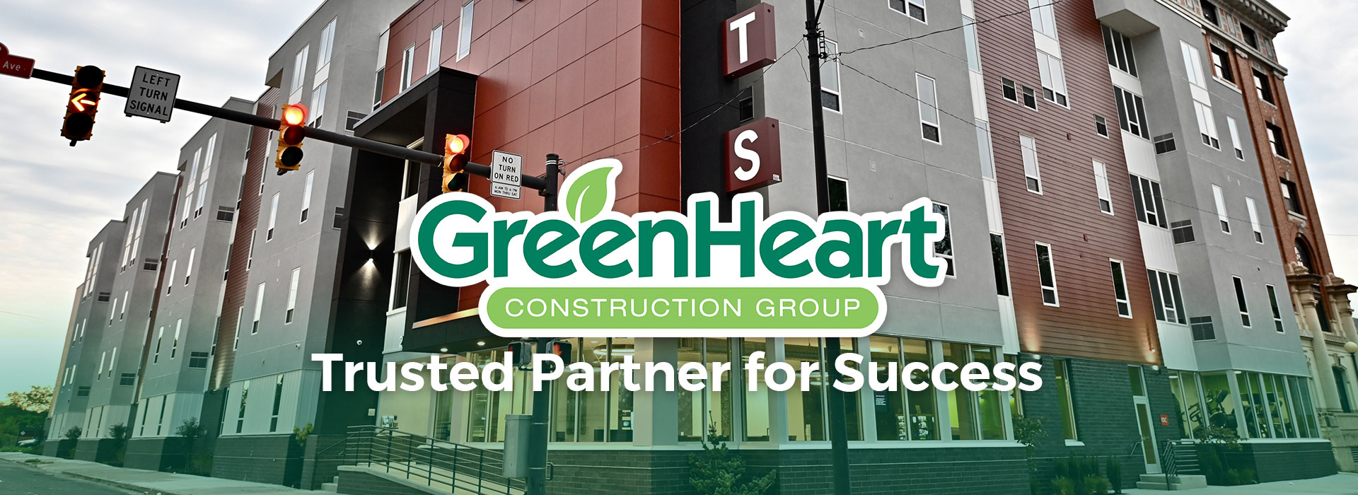 GreenHeart Construction Group - Trusted Partner for Success