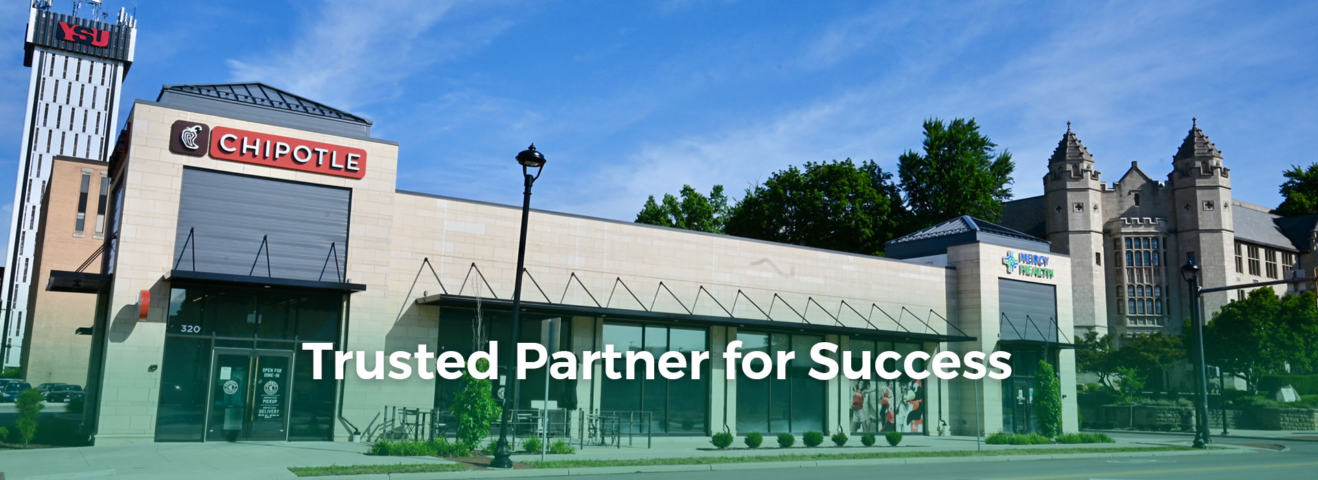 Trusted Partner for Success
