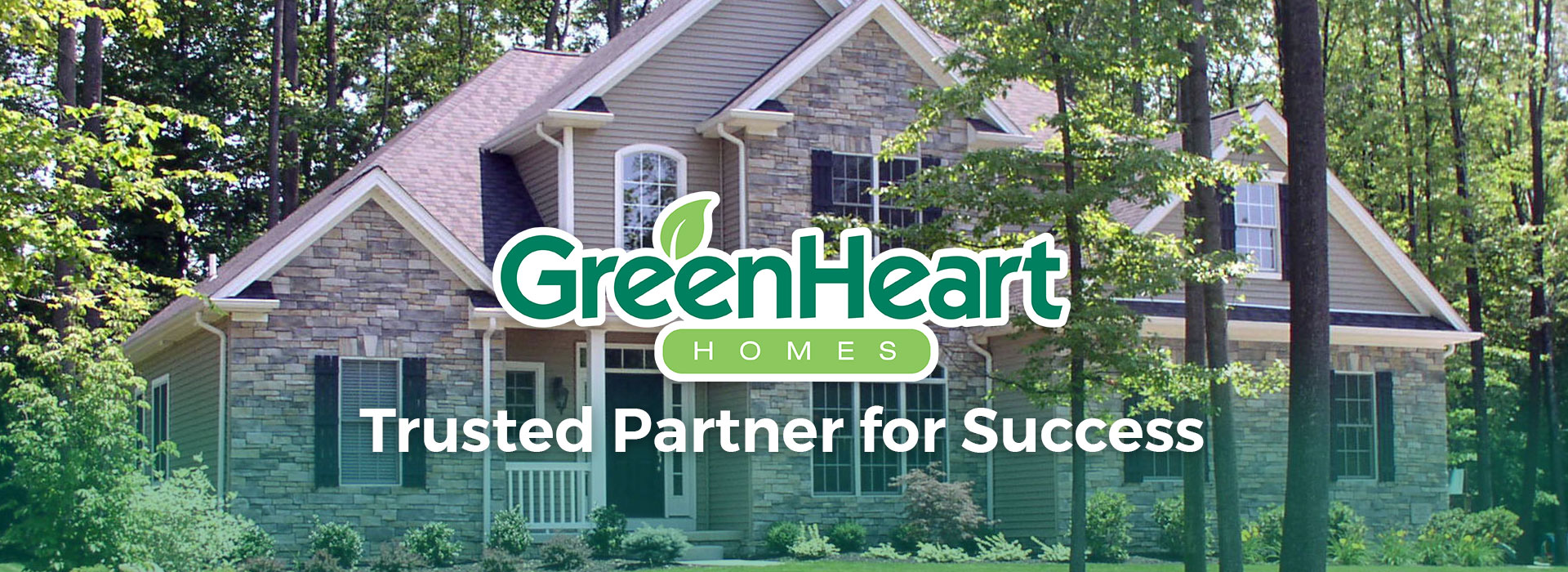GreenHeart Homes - Trusted Partner for Success