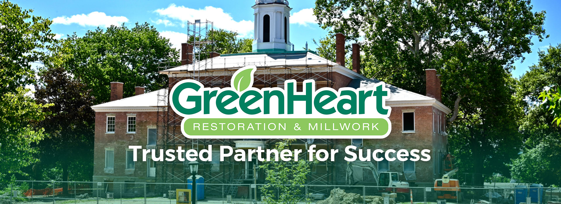 GreenHeart Restoration and Millwork - Trusted Partner for Success