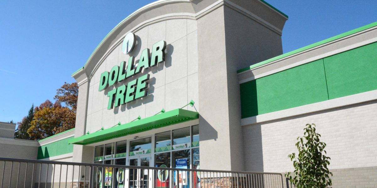 Dollar Tree store built by GreeHeart Commercial