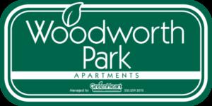 Woodworth Park Apartments logo