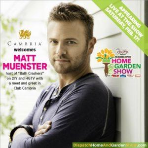 Matt Muenster Bath Crashers