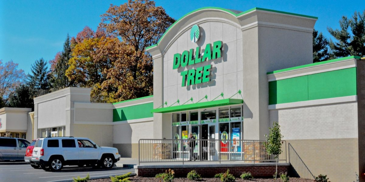 Dollar Tree building developed by GreenHeart Construction Group